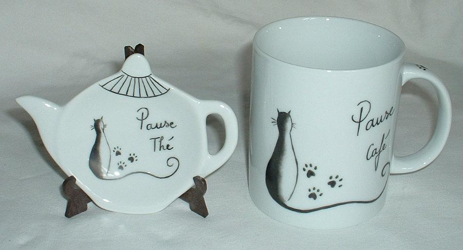 mug-repose-thé-noir-porcelaine-motif-chat