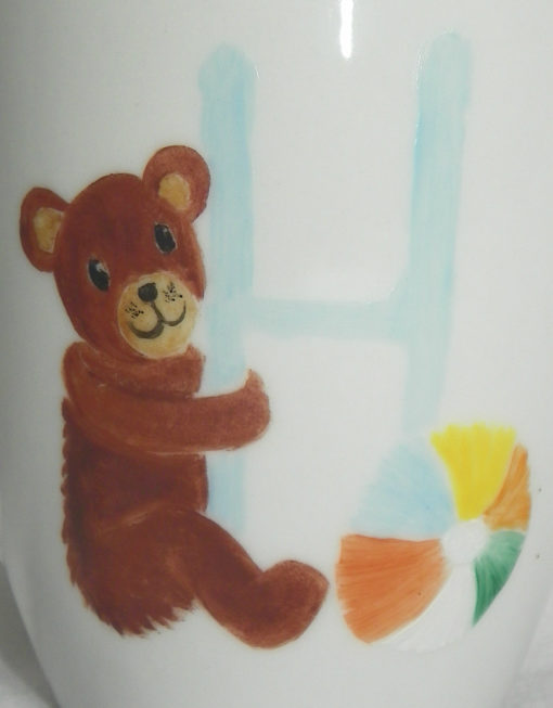 Mug ou timbale «petit ourson»
