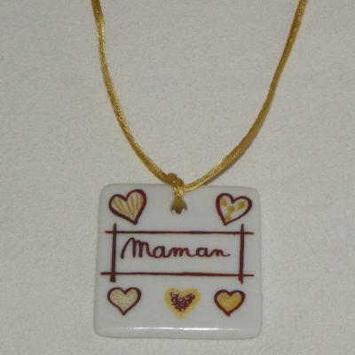 Collier personnalisé pour maman